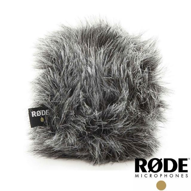 【RODE】WS9 專用麥克風豪華防風毛罩 For VideoMicro VideoMic Me-L(RDWS9)