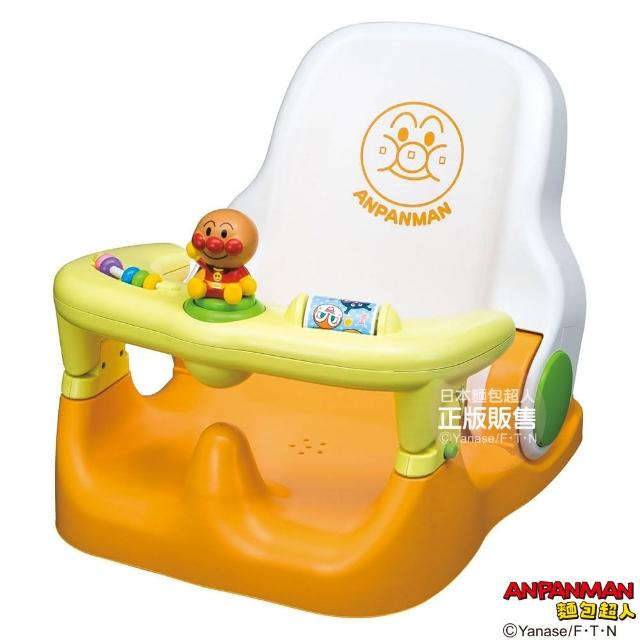 【ANPANMAN 麵包超人】可收納式兒童洗澡椅