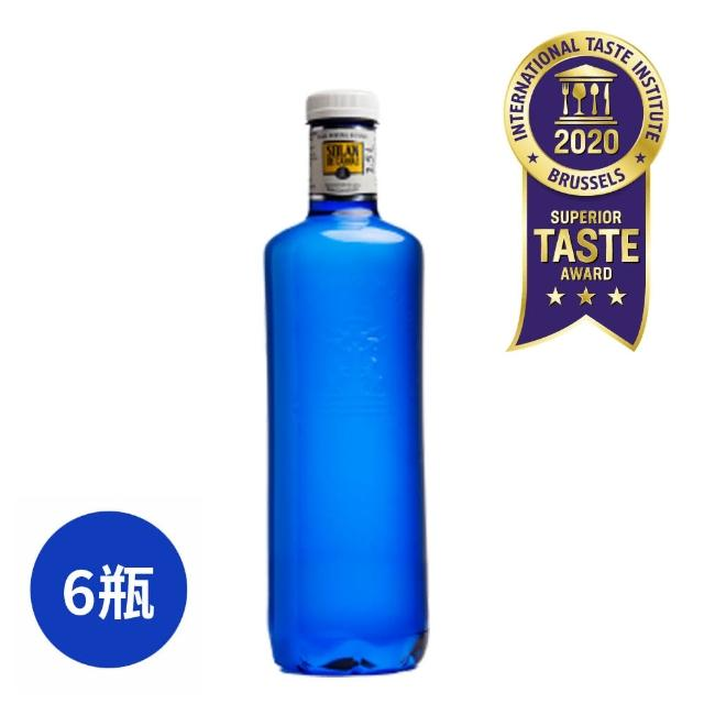 【Solan 西班牙神藍】天然礦泉水 1500ml(6入/箱)