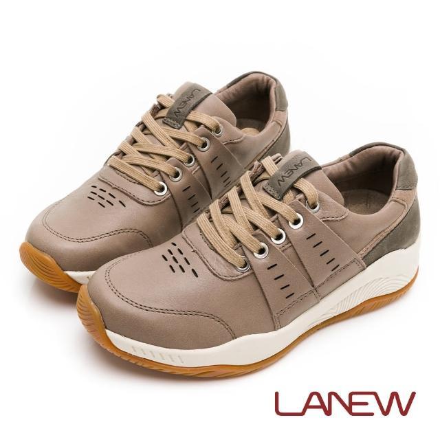 【La new】透氣風暴Ventnet+ 防黴抑菌休閒鞋(女45270203)