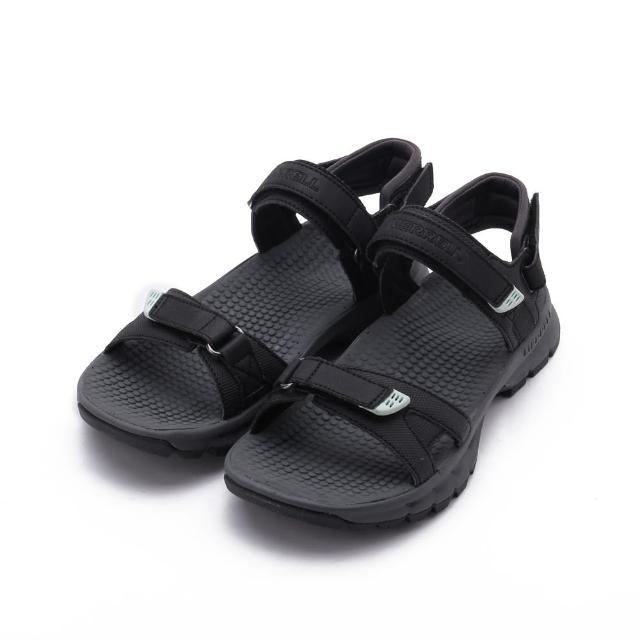 【MERRELL】CEDRUS CONVERT 3 涼鞋 黑/淺綠 女鞋 ML036238