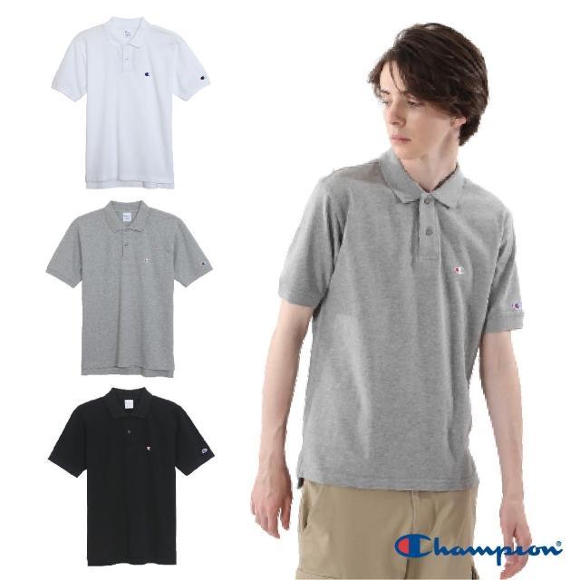 【Champion】日本限定 Basic經典Polo衫(三色)