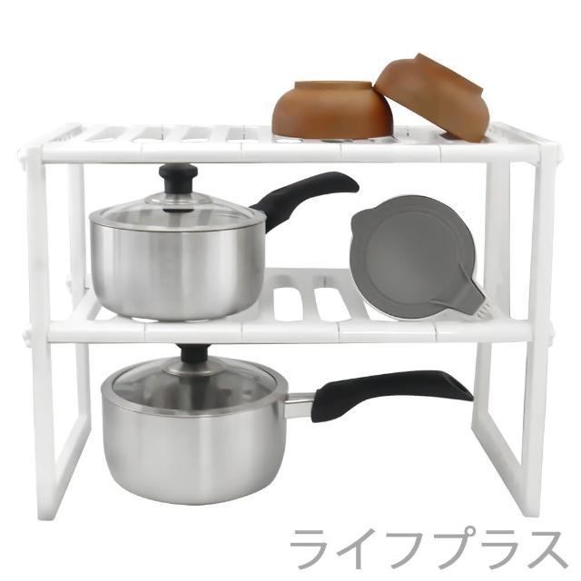 多功能廚房伸縮置物架-1組