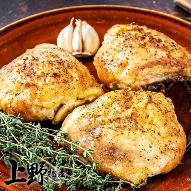 【上野物產】開胃下飯 椒麻雞腿排 x12片(100g±10%/片)