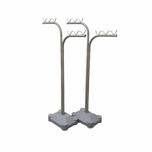 承重型超大容量不鏽鋼晾衣支架(不含曬衣桿) 曬衣架 曬衣支架 支架(晾衣支架)