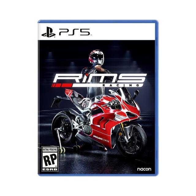 【SONY 索尼】PS5 預購8月暫定★《RiMS Racing 摩托車競速》(中文版)