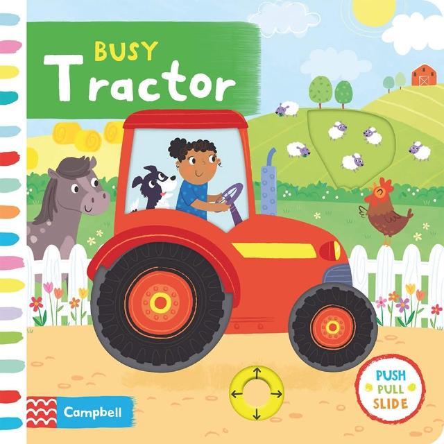【Song Baby】Busy Tractor 忙碌的拖拉機(操作書)