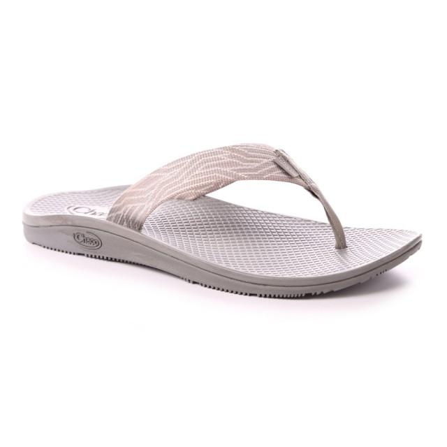 【CHACO】女 CLASSIC FLIP夾腳拖鞋CH-CFW01HH02(蛇紋灰)