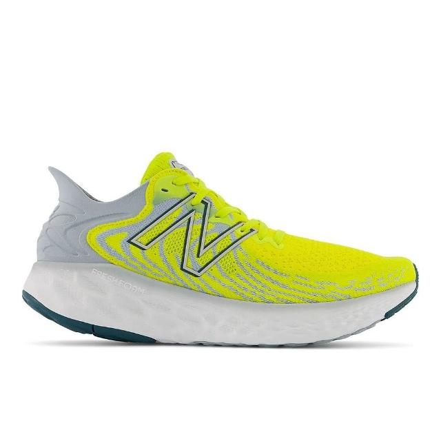 【NEW BALANCE】慢跑鞋 男鞋 運動鞋 緩震 訓練 螢光 M1080C11