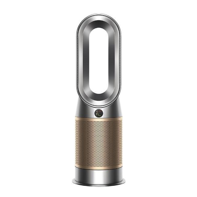 【dyson 戴森】Purifier Hot+Cool Formaldehyde HP09 三合一甲醛偵測涼暖空氣清淨機(鎳金色)