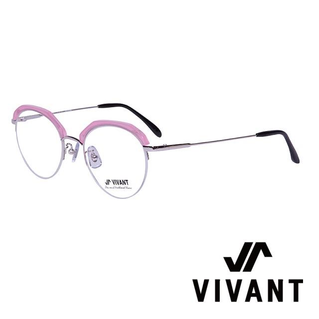 【VIVANT】韓國 眉框 造型 光學眼鏡(.粉 sourcil C3)