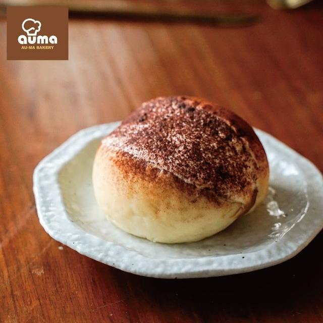 【奧瑪烘焙】羅馬生乳包提拉米蘇X4個