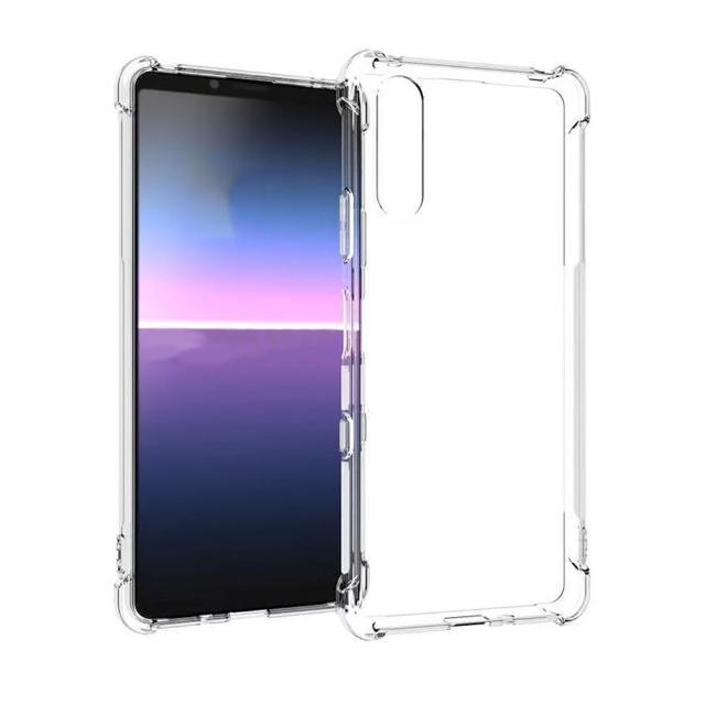 【IN7】SONY Xperia 10 III 6吋 氣囊防摔透明TPU手機殼