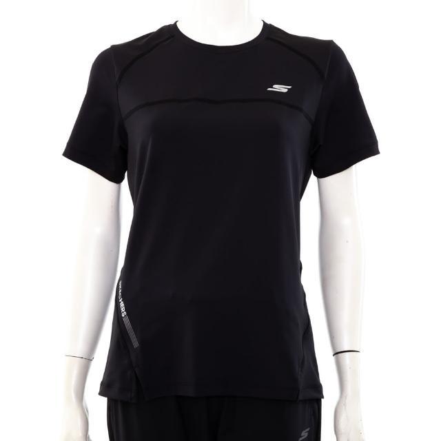 【SKECHERS】女短袖衣(P321W006-002K)