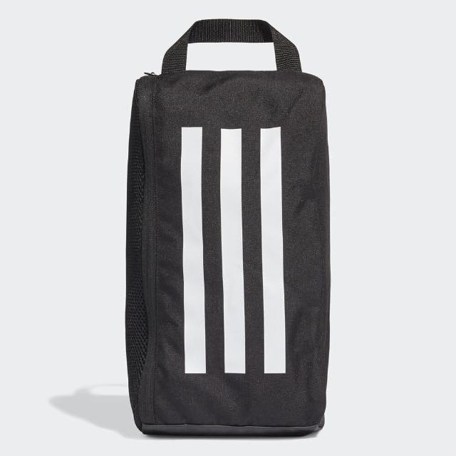 【adidas 愛迪達】Adidas 4athlts Sb 鞋袋 運動 訓練 旅行 獨立 收納 提把 輕量 黑(FI7960)