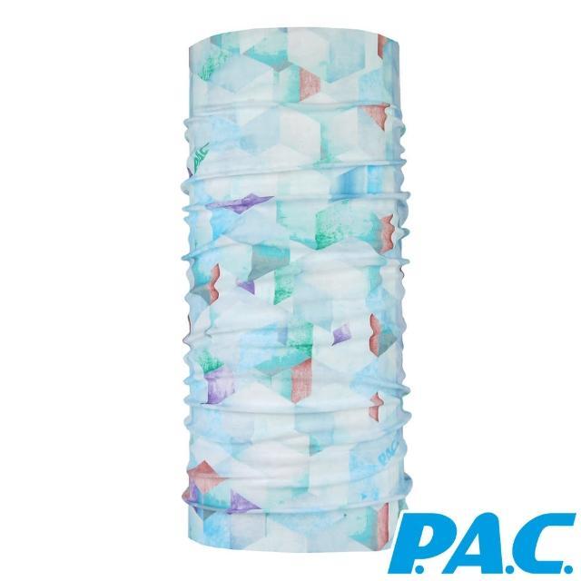 【ATUNAS 歐都納】經典無縫舒適透氣抗菌抗臭頭巾(PAC8810356冰雪/抗UV/運動/單車/快乾)