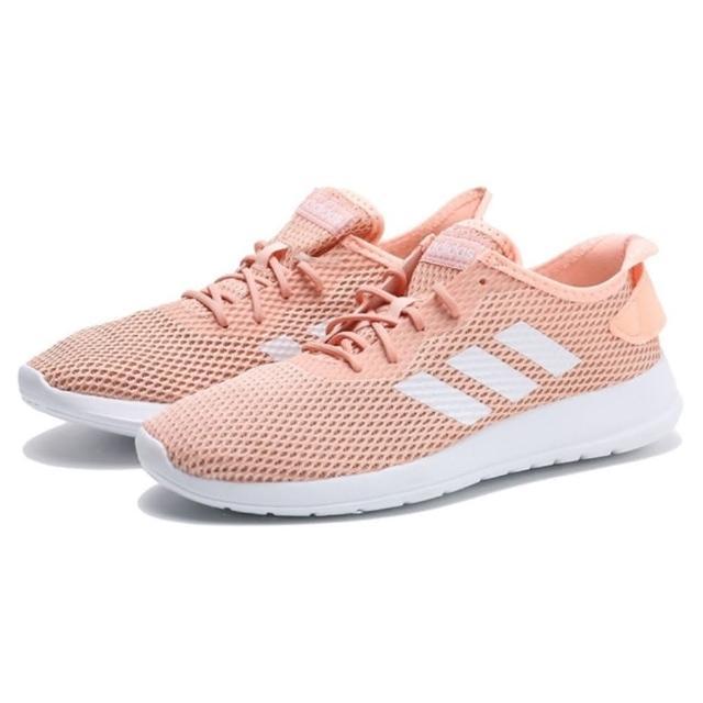 【adidas 愛迪達】adidas REFINE 女時尚慢跑鞋 F36518