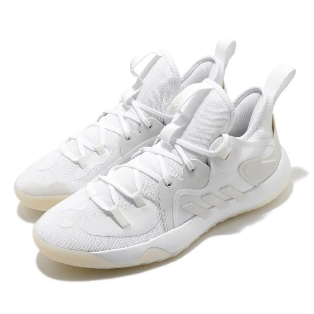 【adidas 愛迪達】ADIDAS Harden Stepback 2 男籃球鞋-白-FZ1385
