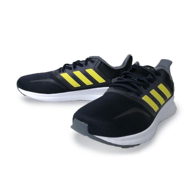 【adidas 愛迪達】adidas Runfalcon 男運動慢跑鞋 EG8611