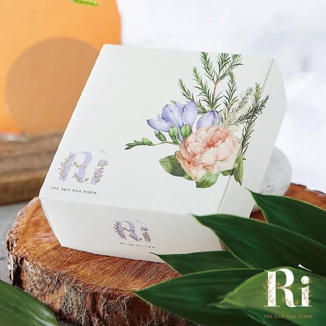 【Ri】Ri 保濕滋潤防護禮盒組 小(禮盒 防疫 保濕 玻尿酸 抗菌 茶樹精油 乾洗手)