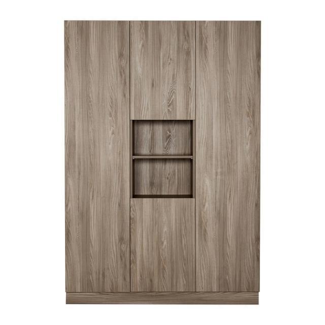 【Arkhouse】伯利恆系列-餐廳四門十八格三高櫃D款W150*H218*D40