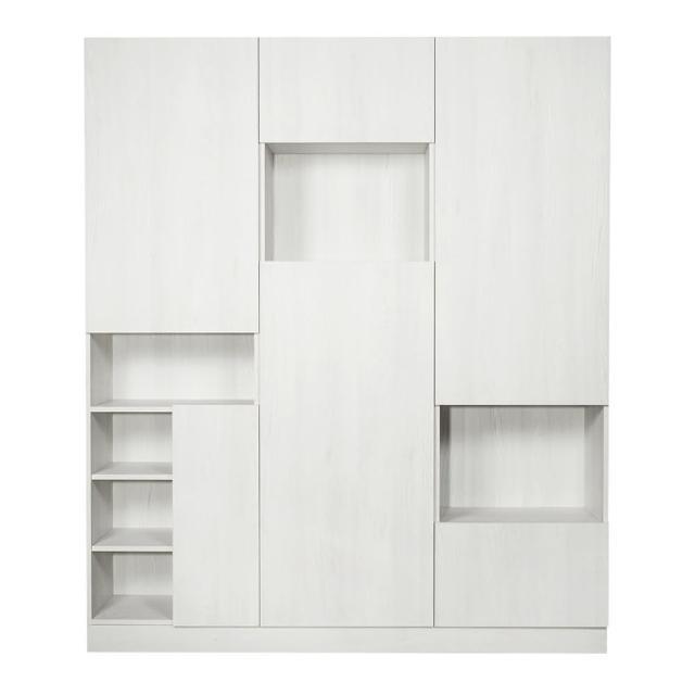 【Arkhouse】伯利恆系列-餐廳造型組合三高櫃A款W180*H218*D40