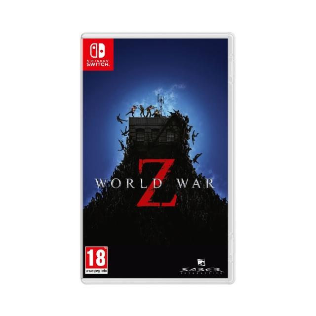【Nintendo 任天堂】NS Switch 預購11/2上市★《末日之戰 Z》(中文年度版)
