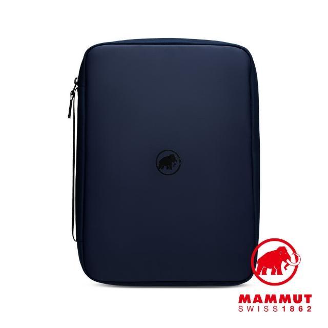 【Mammut 長毛象】Seon Laptop Case 簡約筆電手提包 海洋藍 #2810-00220