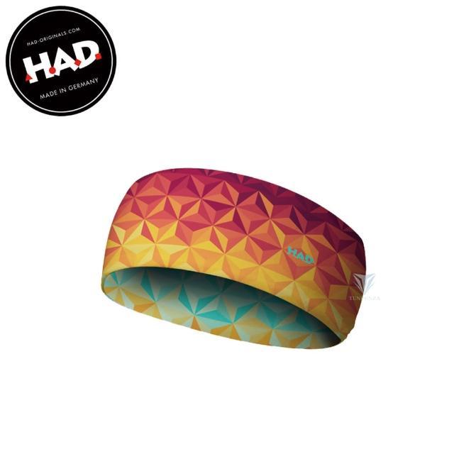 【德國 HAD】HA651 抗UV舒適頭帶Coolmax - 都會(吸濕排汗頭帶/抗UV/Coolmax)