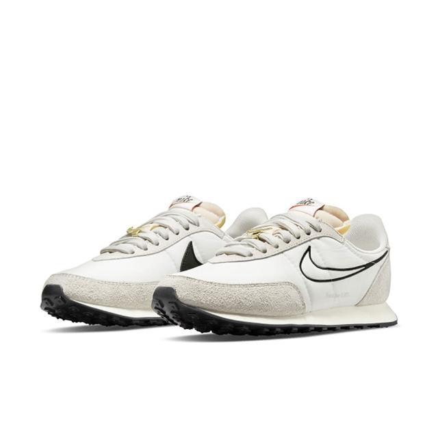 【NIKE 耐吉】慢跑鞋 男鞋 運動鞋 WAFFLE TRAINER 2 奶茶色 DH4390-100