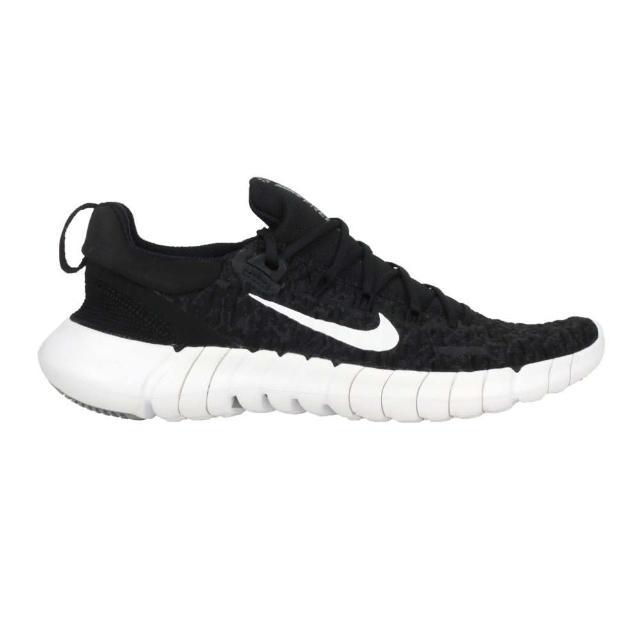 【NIKE 耐吉】W FREE RN 5.0 NEXT NATURE女運動慢跑鞋-訓練 黑白(CZ1891001)