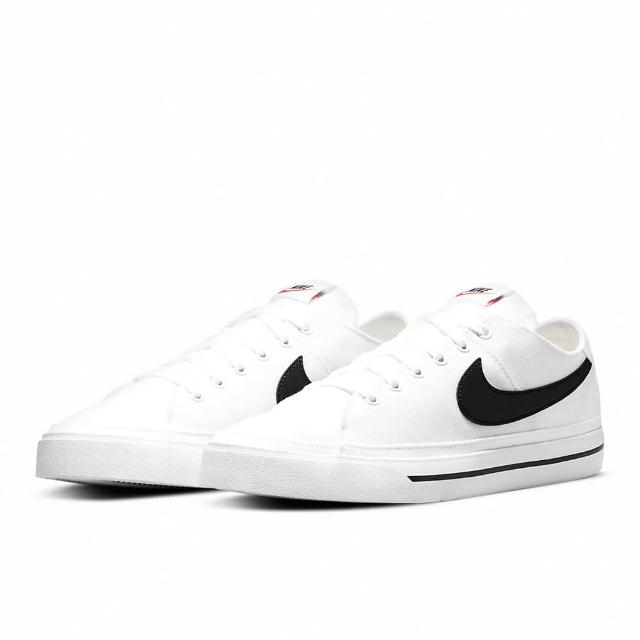 【NIKE 耐吉】休閒鞋 NIKE COURT LEGACY CNVS 男鞋 白(CW6539101)