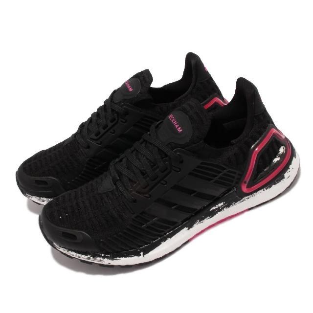 【adidas 愛迪達】慢跑鞋UltraBoost CC_1 DNA 男女鞋 愛迪達 貝克漢 聯名 運動 避震 情侶款 黑粉(GX0977)