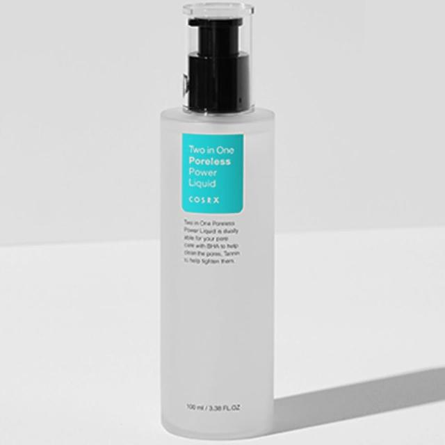 【COSRX】毛孔緊緻控油超能水 100ML(二合一雙效 緊緻和淨化毛孔化妝水 100ML)