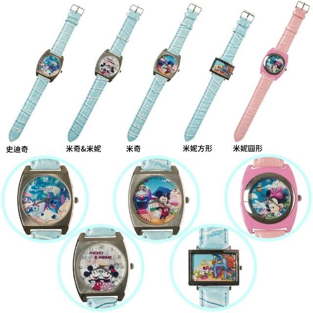 【TDL】迪士尼史迪奇米奇米妮手錶卡通錶 241119
