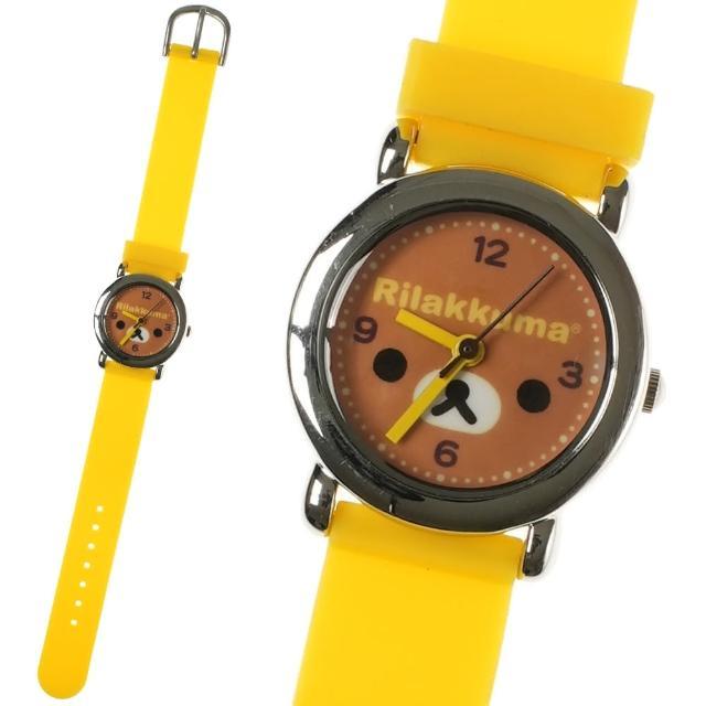 【TDL】拉拉熊懶懶熊手錶卡通手錶兒童錶 728657