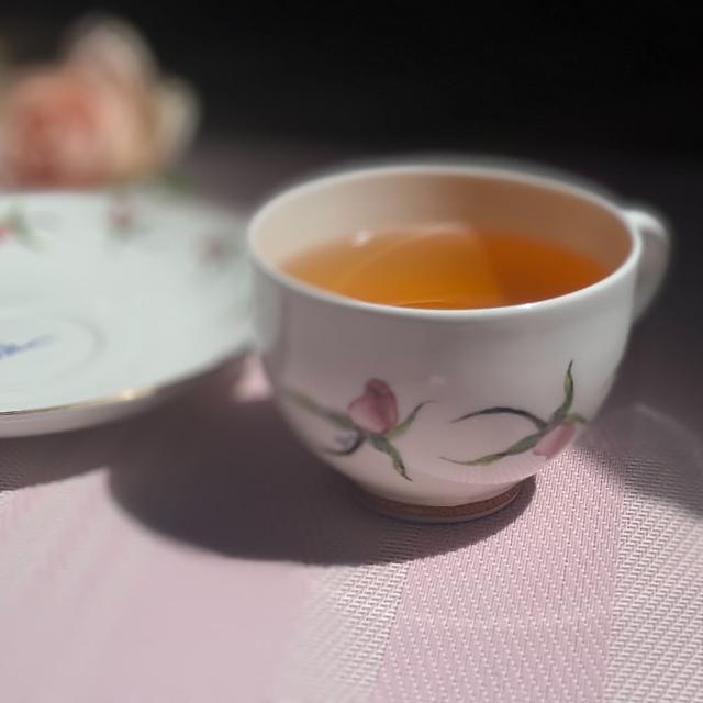 【犀貝瓷】玲瓏 Two in one咖啡杯盤組(150ml 杯+盤 精緻禮品組)