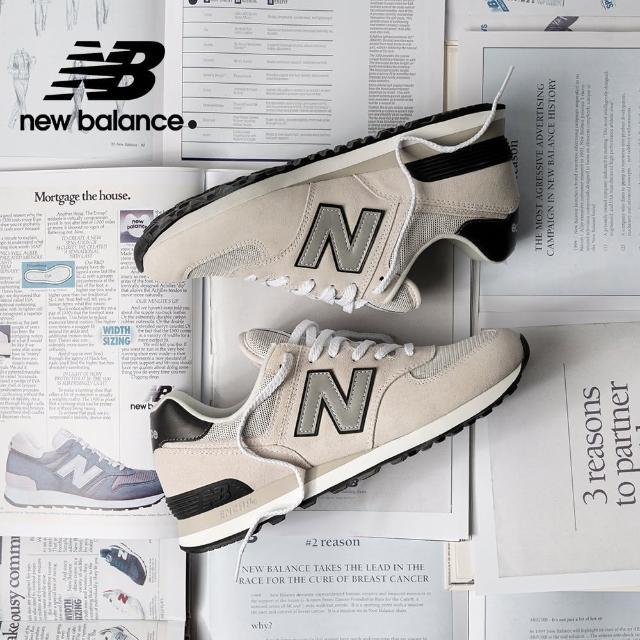 【NEW BALANCE】NB 復古運動鞋_男鞋/女鞋_淺灰色_ML574BH2-D楦