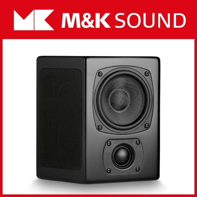 【M&K SOUND】專利三向發聲環繞喇叭(M40T-對 MK)