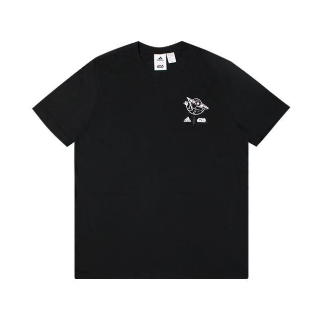 【adidas 愛迪達】圓領T恤 短袖 M STR WRS TC T 男-GS6214