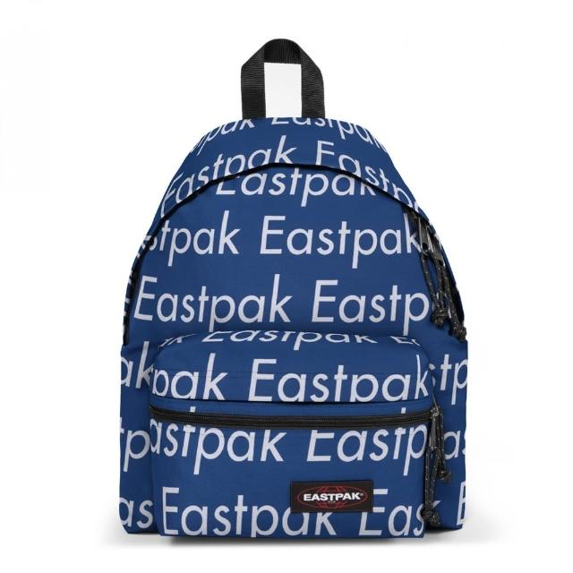 【EASTPAK】Padded Zipplr系列 後背包(Logo藍)