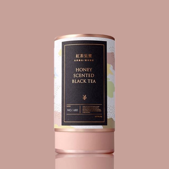 【小葉覓蜜】花蓮舞鶴紅茶覓蜜蜜香紅茶茶葉NO.1682 150g/罐(優雅淡香蜜味)