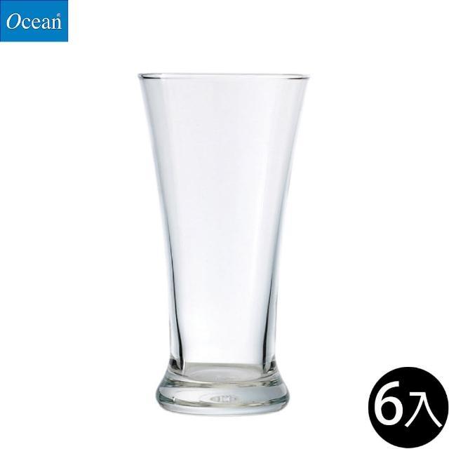 【Ocean】美式啤酒杯 300cc 6入組(啤酒杯)