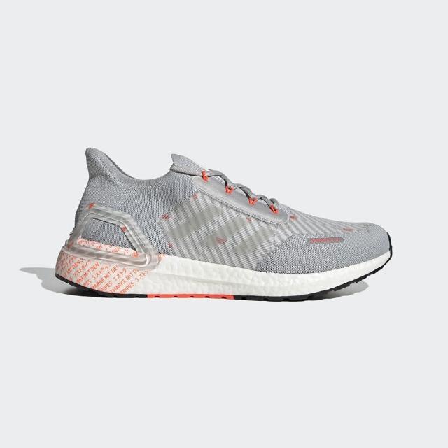 【adidas 愛迪達】慢跑鞋 男款 運動 健身 城市跑鞋 ULTRABOOST 20 CITYLIGHT 灰 GY5008