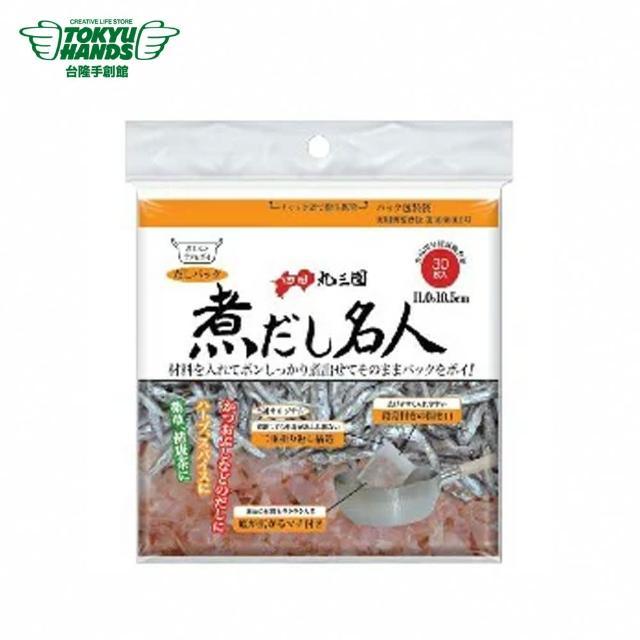 【TOKYU HANDS 台隆手創館】日本製 丸三園食物滷包袋-30枚入(大)
