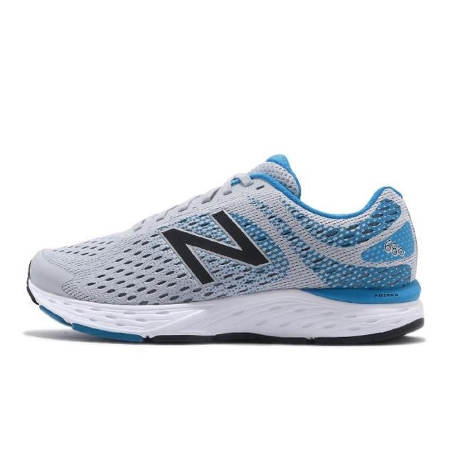 【NEW BALANCE】New Balance 慢跑鞋 M680CV6 4E寬楦