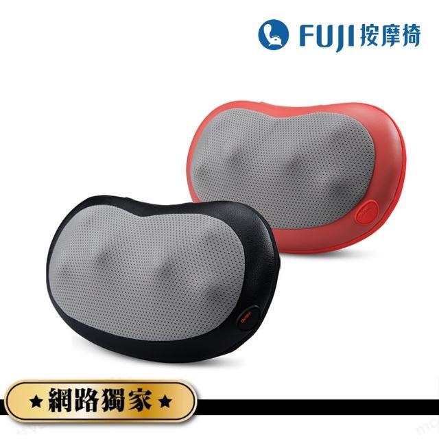 【FUJI】溫揉按摩機 FG-229(按摩枕;揉捏;溫熱)