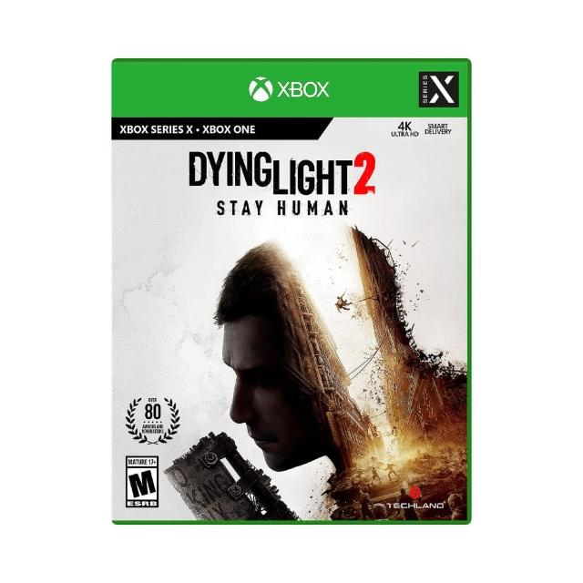 【Microsoft 微軟】Xbox 預購12-7上市★《垂死之光 2:堅守人類身分》(中文版)